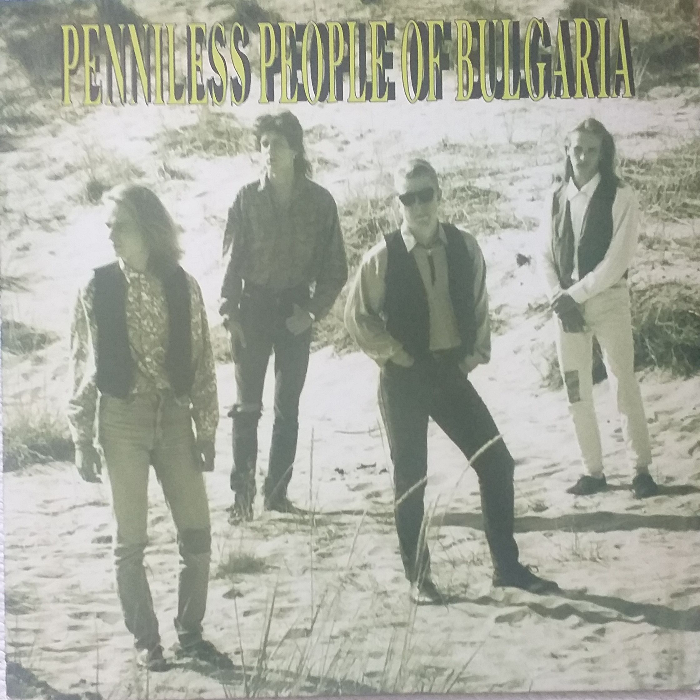 Penniless people of Bulgaria  S/t LP undefined