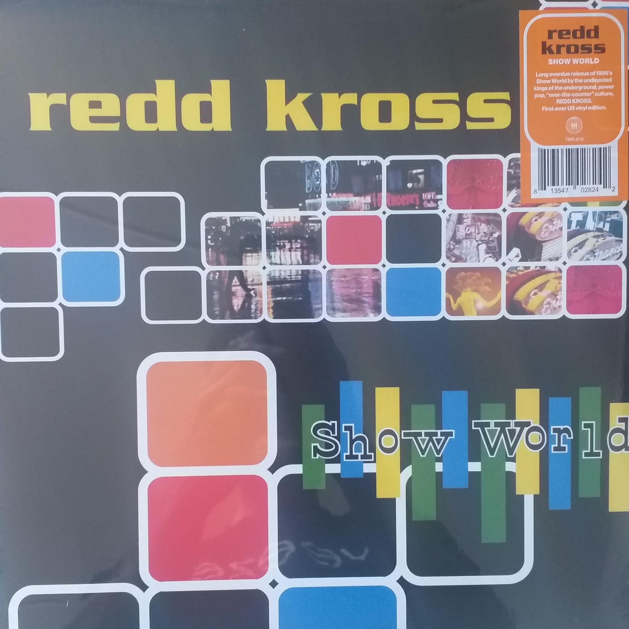 Redd kross Show world LP undefined