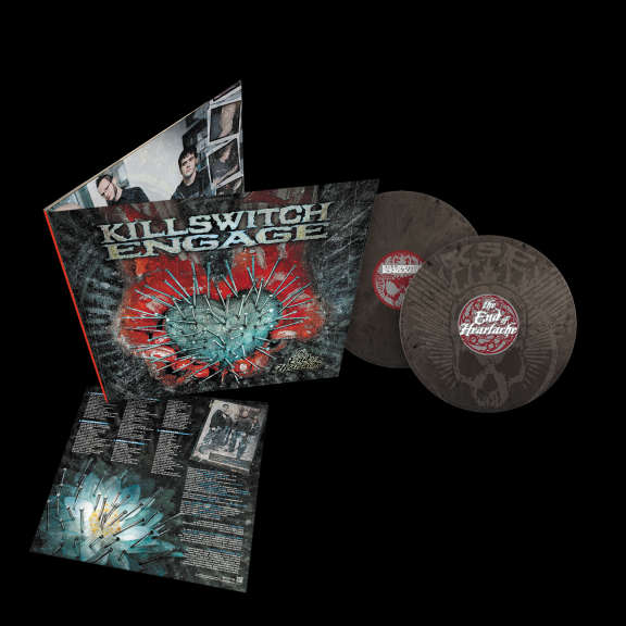 Killswitch Engage End Of Heartache (coloured) LP 2021
