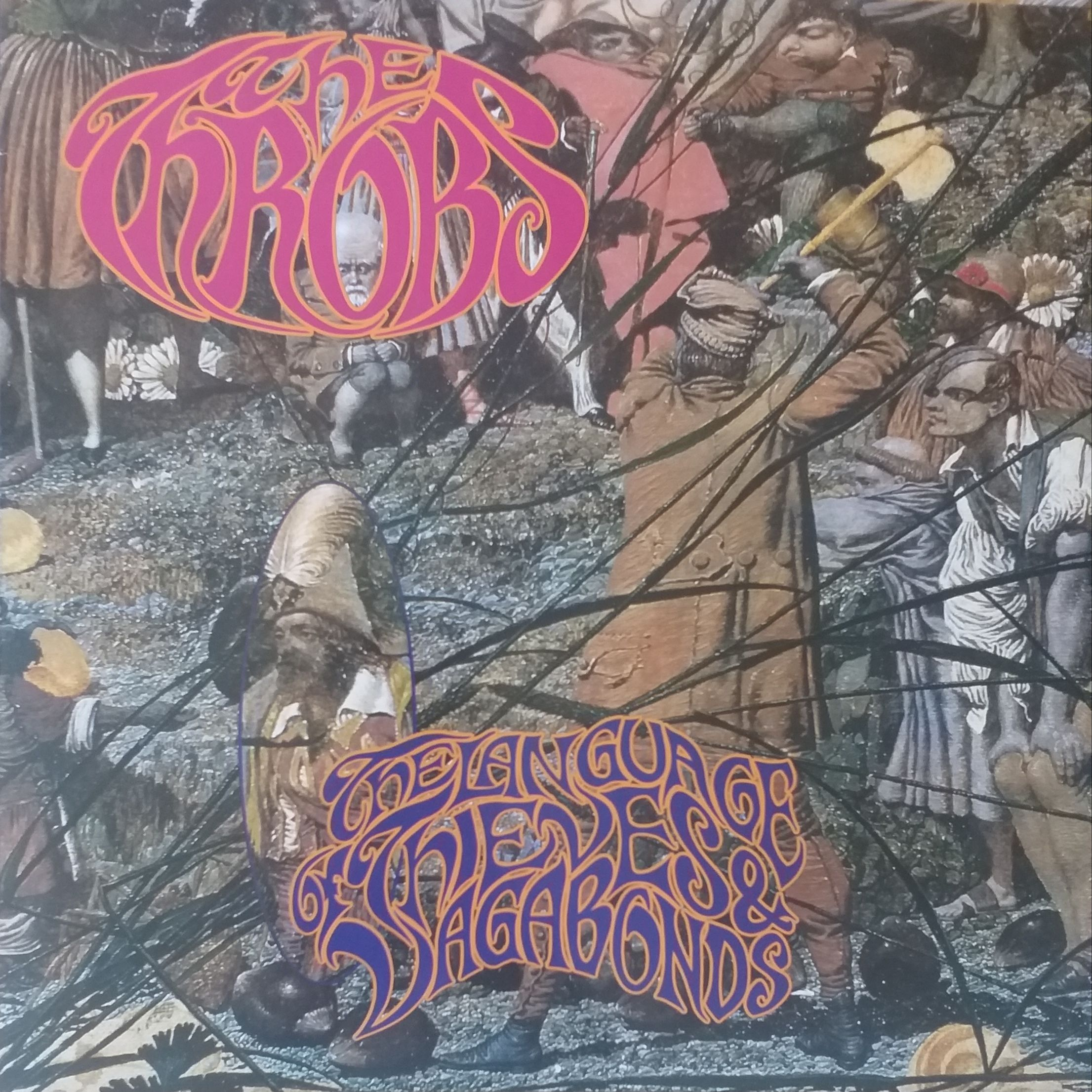 The throbs The language of thieves & vagabonds LP undefined