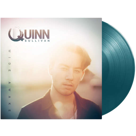 Quinn Sullivan Wide Awake (coloured) LP 2021