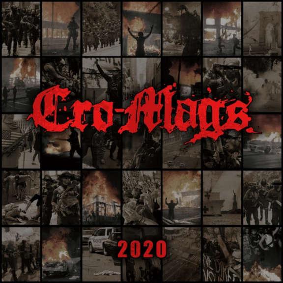 Cro-Mags 2020 (coloured) LP 0