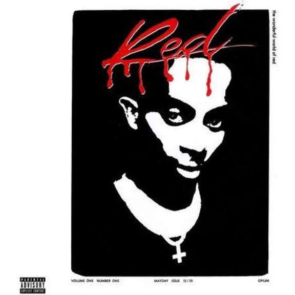 Playboi Carti Whole Lotta Red LP 2021