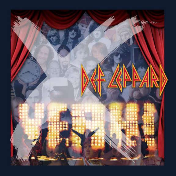 Def Leppard Volume Three (box set) LP 2021