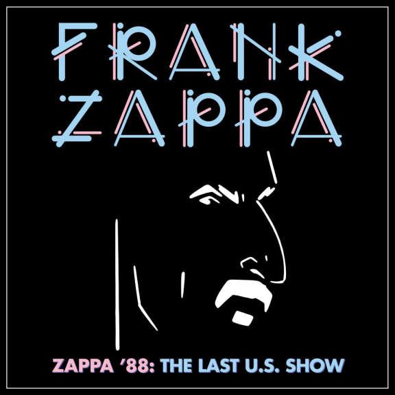 Frank Zappa Zappa '88: The Last U.S. Show (box set) LP 2021