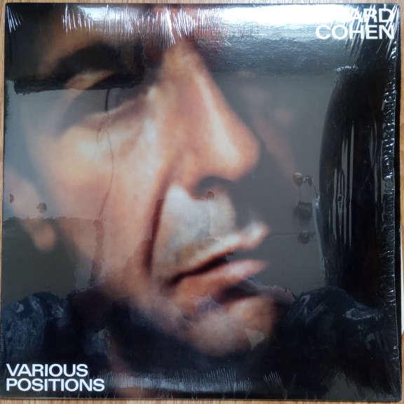 Leonard Cohen Various Positions   LP 0