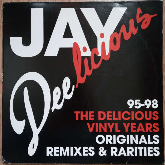 Jay Dee Jay Deelicious: The Delicious Vinyl Years 95-98 LP 0