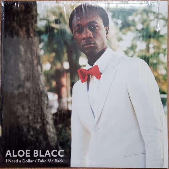 Aloe Blacc I Need A Dollar / Take Me Back LP 0