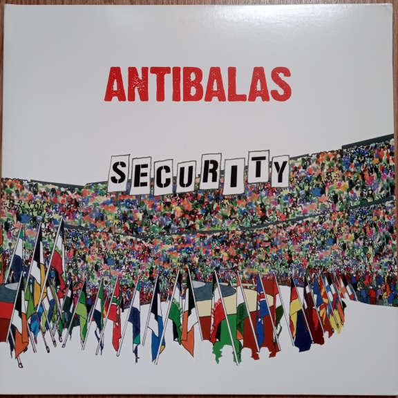 Antibalas Security LP 0