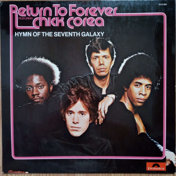 Return To Forever Featuring Chick Corea Hymn Of The Seventh Galaxy  LP 0