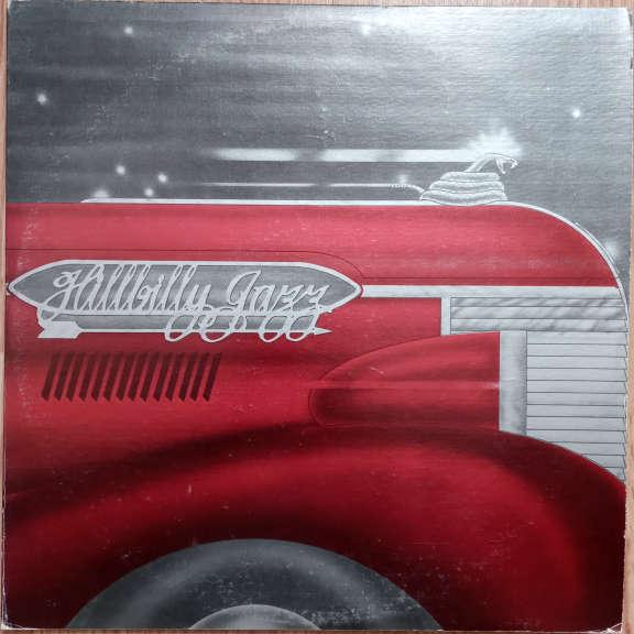 Vassar Clements Hillbilly Jazz LP 0