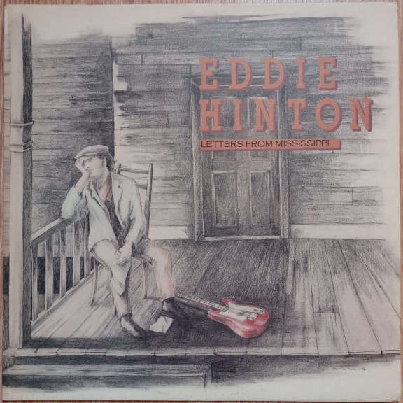 Eddie Hinton Letters From Mississippi  LP 0