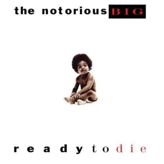 Notorious B.I.G. Ready To Die LP 2021