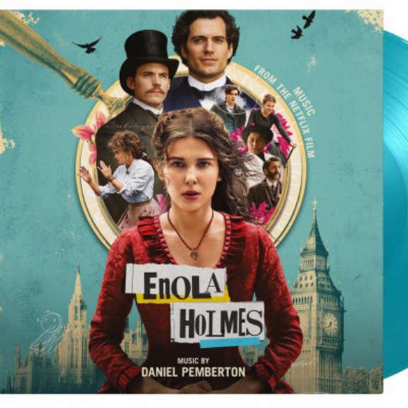 Daniel Pemberton (various artists) Soundtrack : Enola Holmes LP 2021
