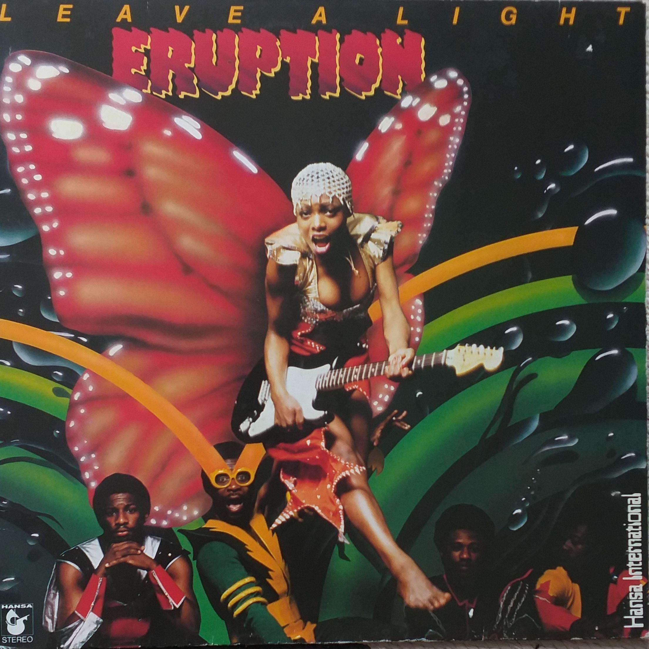 Eruption Leave a light LP undefined