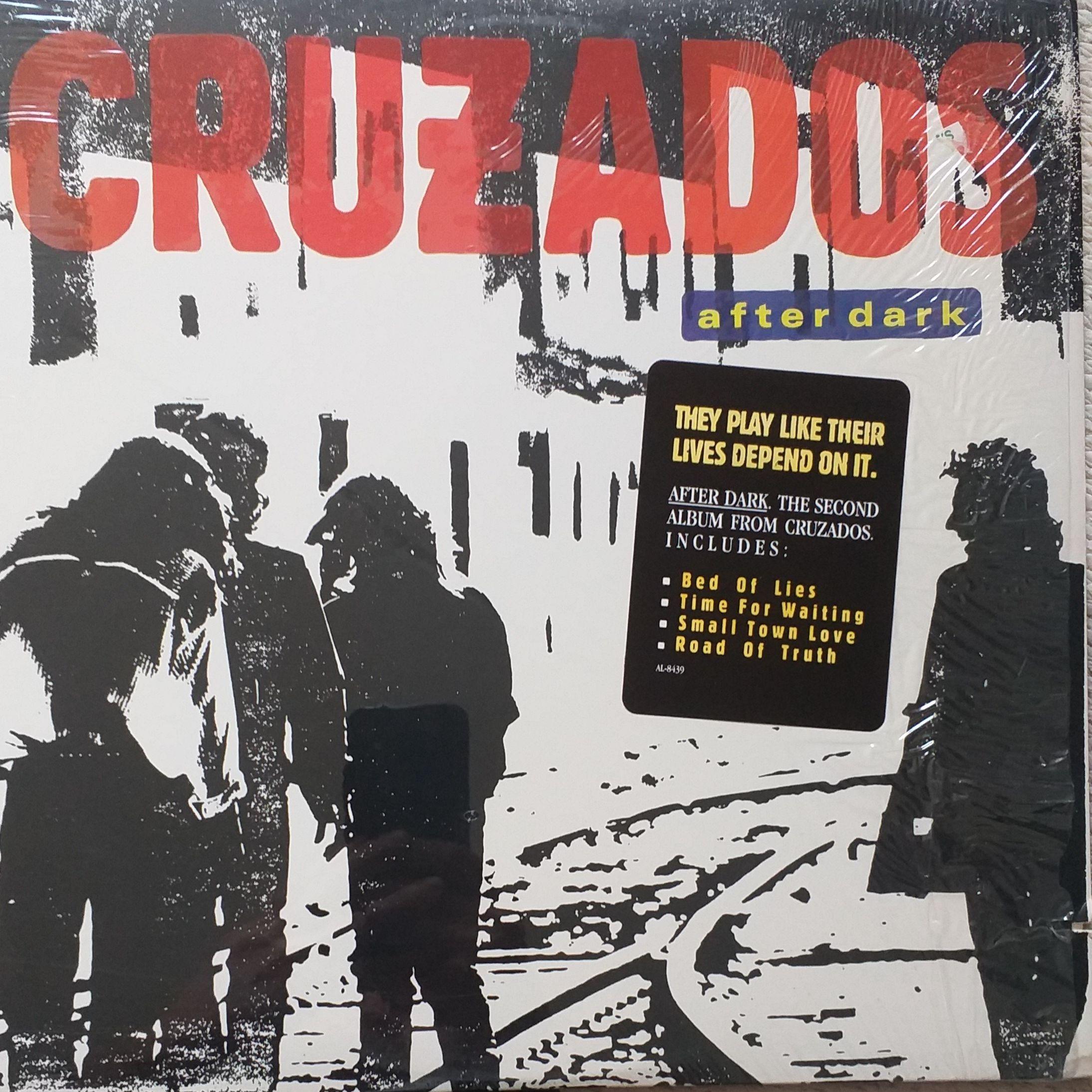 Cruzados After dark LP undefined