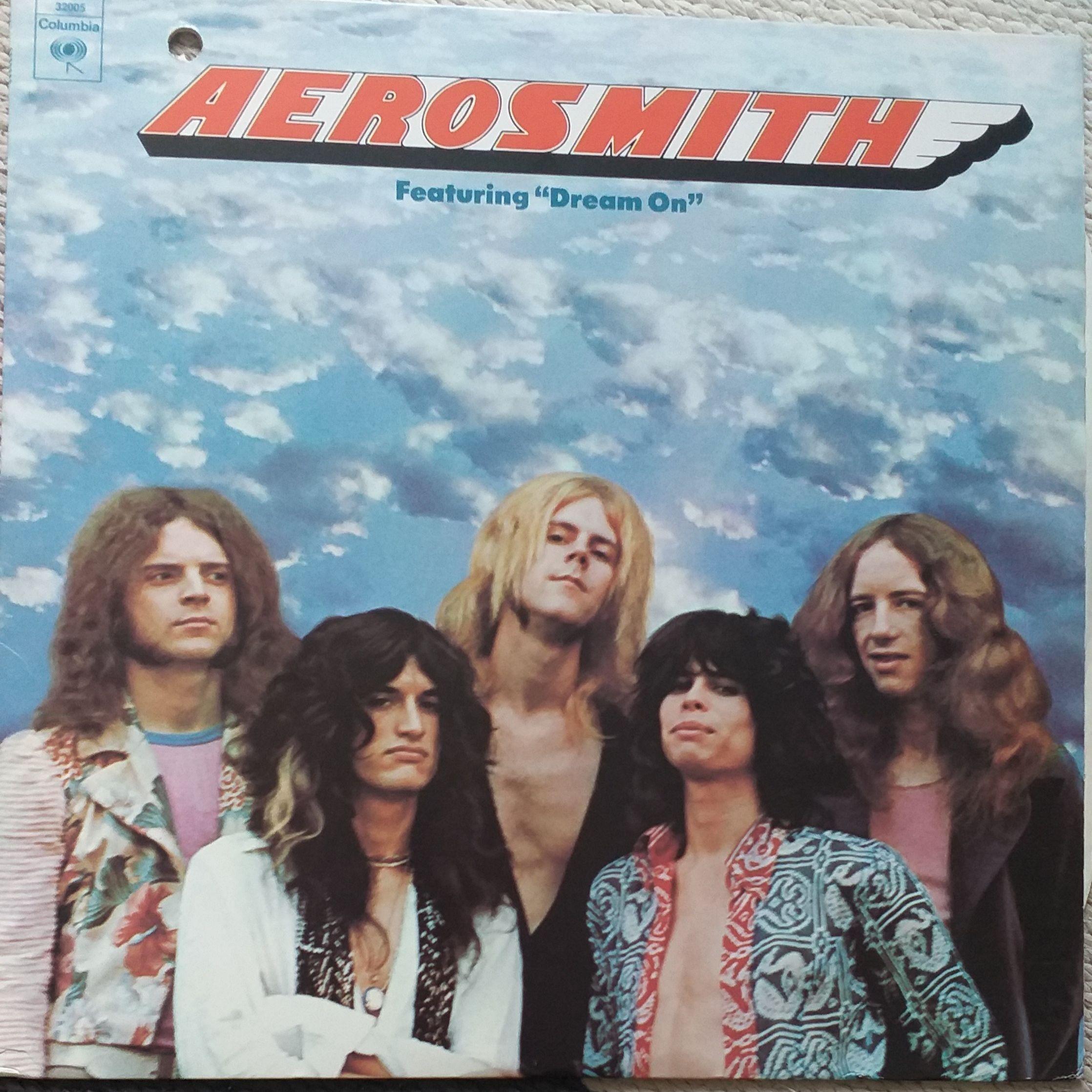 Aerosmith Aerosmith  LP undefined