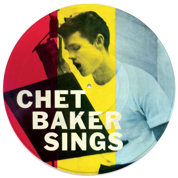 Chet Baker Chet Baker Sings (picture disc) LP 2021