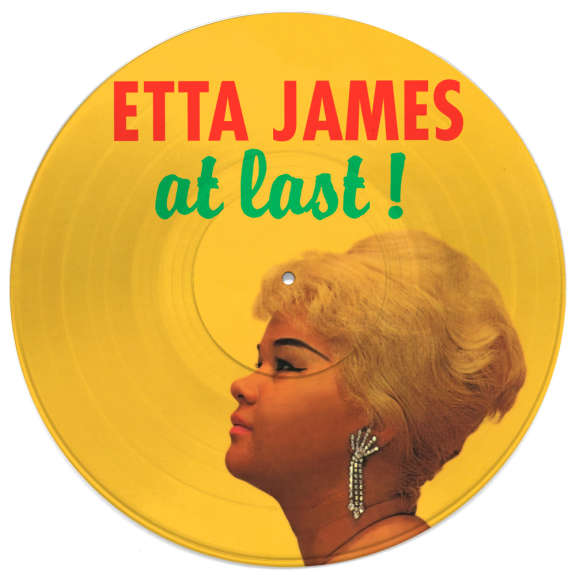 Etta James At Last (Picture disc) LP 2021