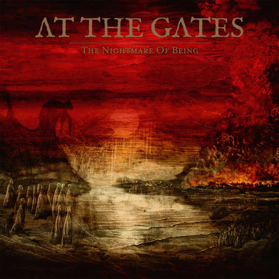 At The Gates The Nightmare of Being LP 2021
