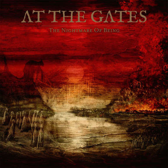 At The Gates The Nightmare of Being (box set) (coloured) LP 2021