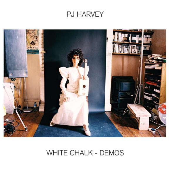 PJ Harvey White Chalk Demos LP 2021