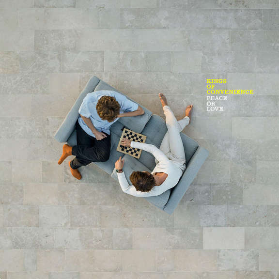 Kings Of Convenience Peace Or Love (coloured) LP 2021