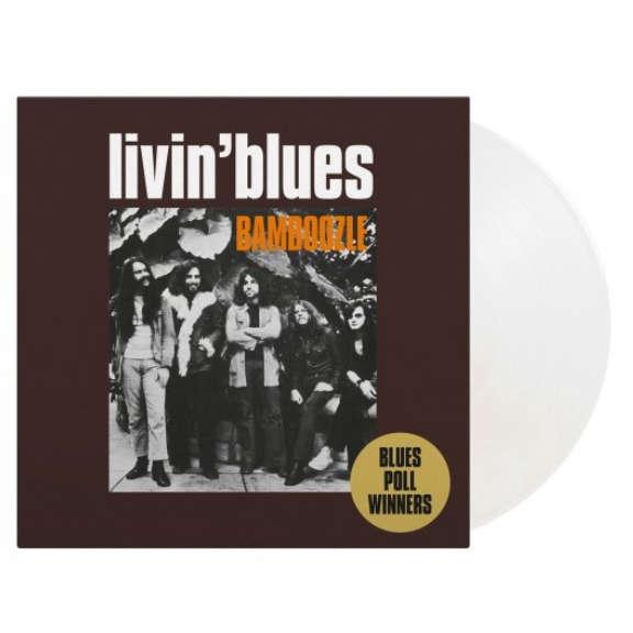 Livin' Blues Bamboozle (coloured) LP 2021