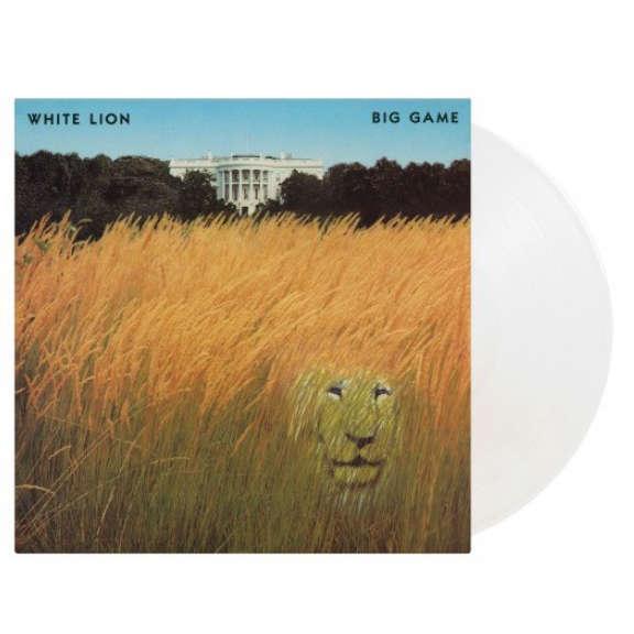 White Lion Big Game (coloured) LP 2021