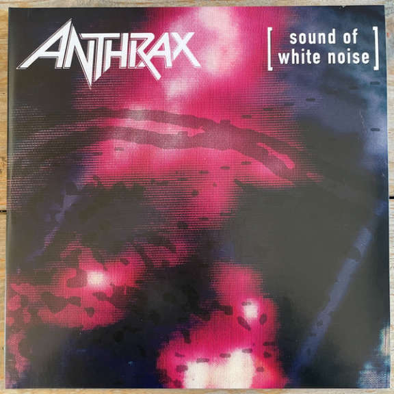 Anthrax Sound of White Noise LP 2020