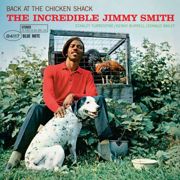 Jimmy Smith Back at the Chicken Shack LP 2021