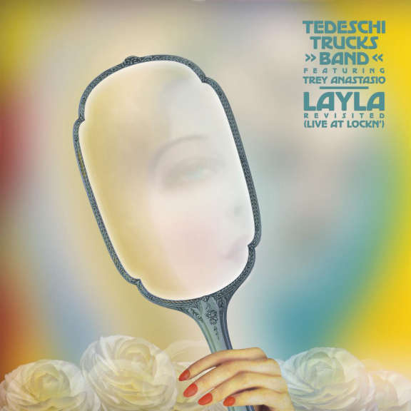 Tedeschi Trucks Band Layla Revisited (Live at LOCKN') Featuring Trey Anastasio (coloured) LP 2021