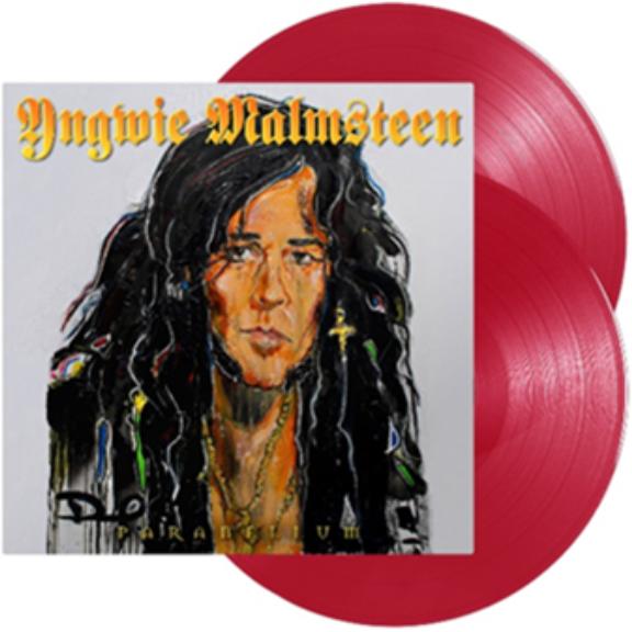 Yngwie Malmsteen Parabellum (coloured) LP 2021