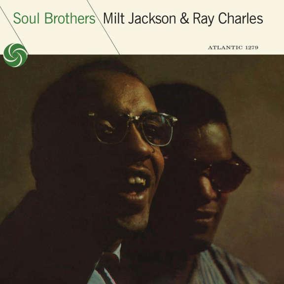 Milt Jackson & Ray Charles Soul Brothers LP 2021