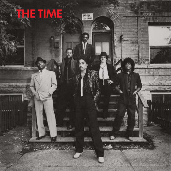The Time (Prince) The Time (Expanded Edition) (coloured) LP 2021