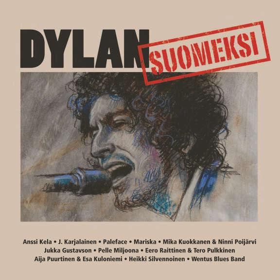 Various Dylan Suomeksi LP 2021