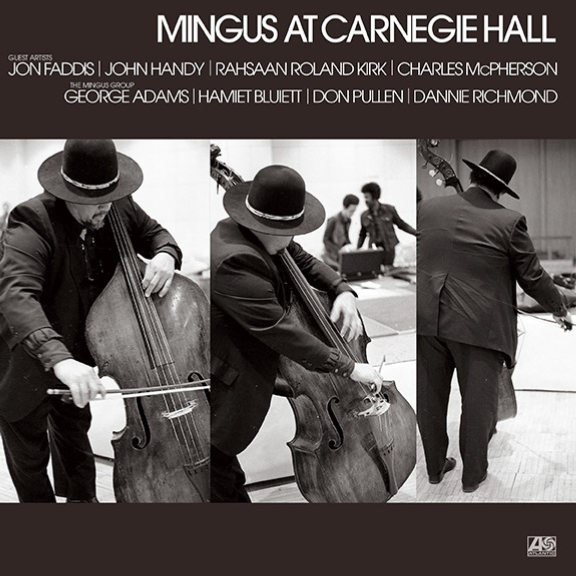 Charles Mingus  Mingus At Carnegie Hall LP 2021