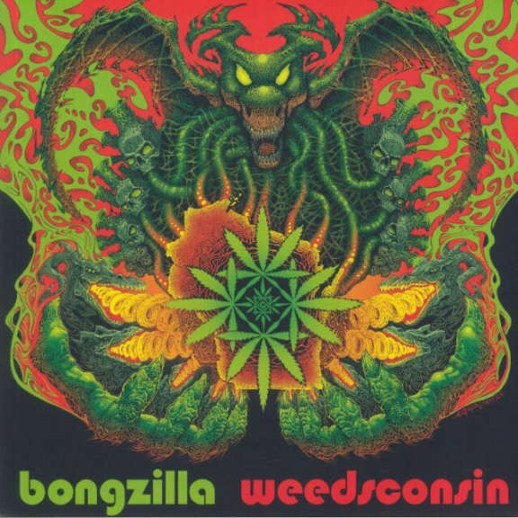 Bongzilla Weedsconsin (black) LP 2021