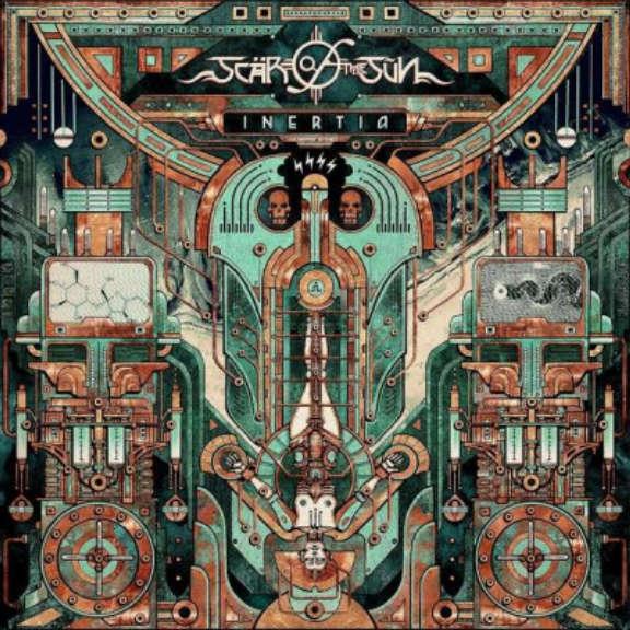 Scar Of The Sun Inertia LP 2021