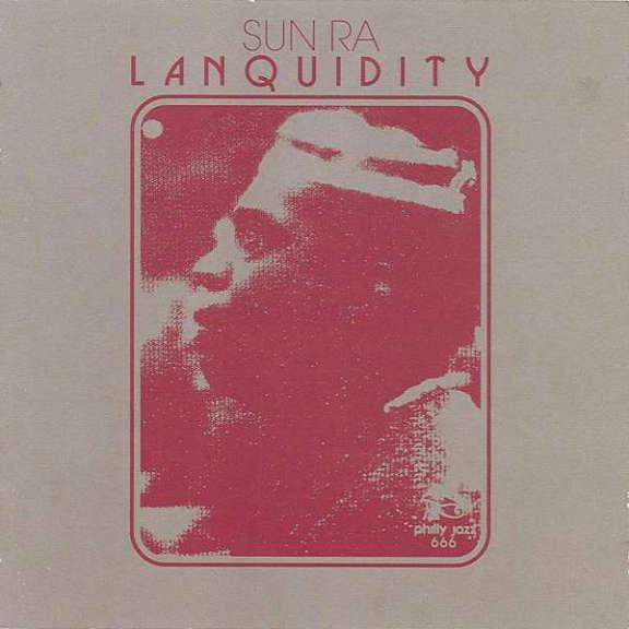Sun Ra Lanquidity (box set) LP 2021
