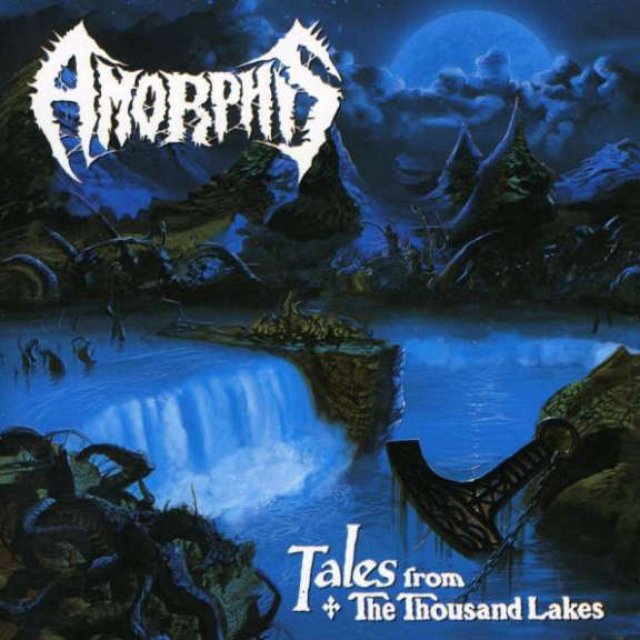 Amorphis Tales From The Thousand Lakes (coloured) LP 2021