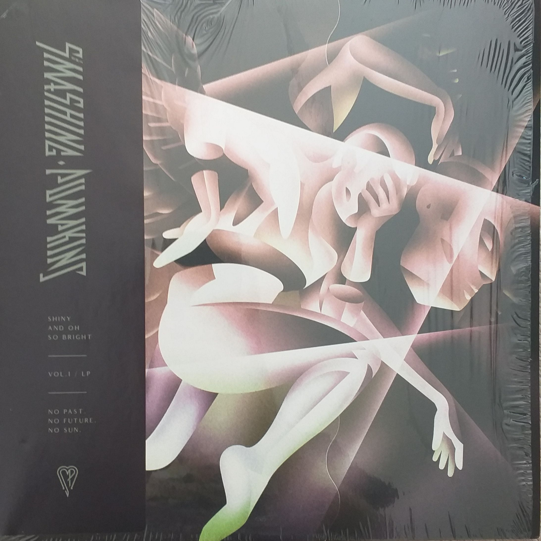 Smashing pumpkins  Shiny and oh so bright vol.1 LP undefined