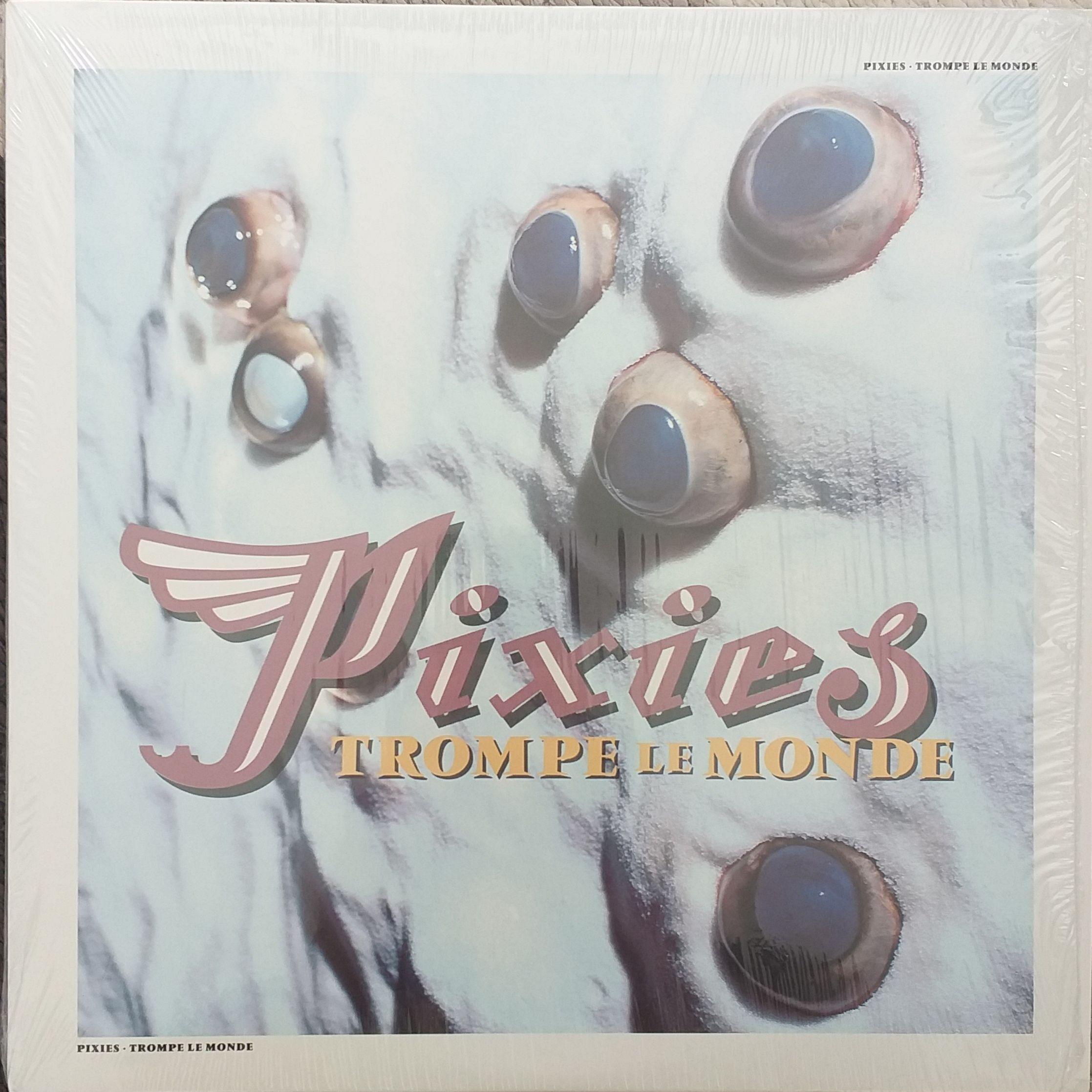 Pixies Trompe le monde LP undefined