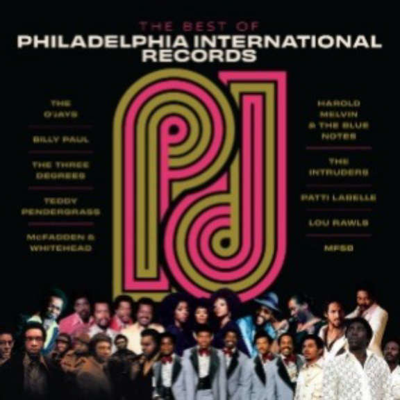Various The Best of Philadelphia International Records LP 2021