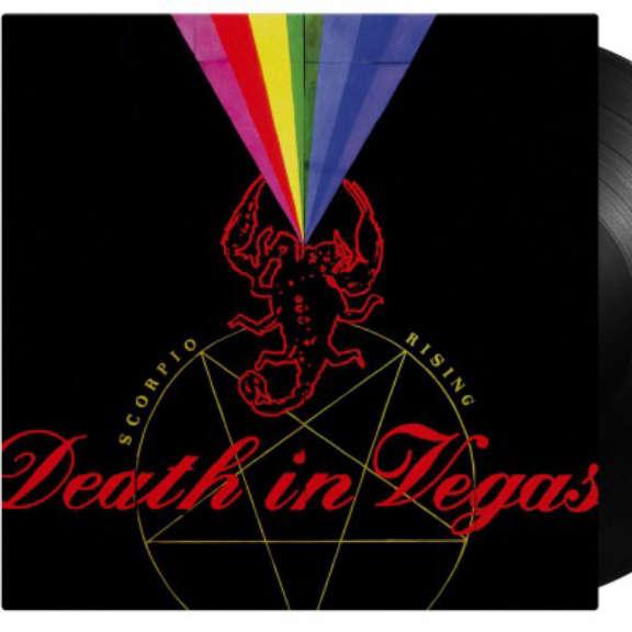 Death In Vegas Scorpio Rising LP 2021