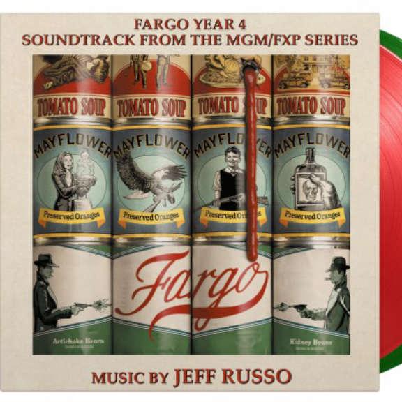 Jeff Russo (various artists) Soundtrack : Fargo S.4 (coloured) LP 2021