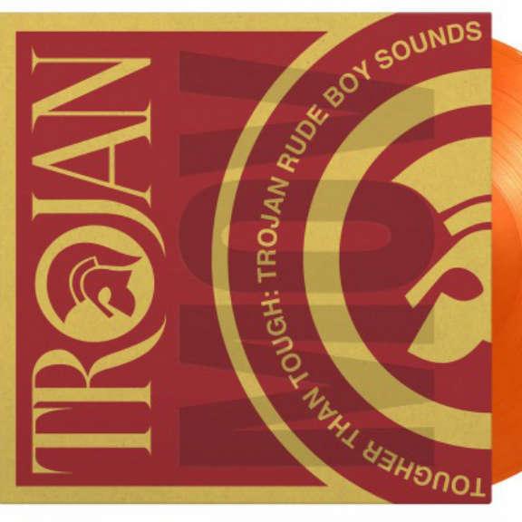 Various Tougher Than Tough - Trojan Rude Boy Sounds (coloured)  LP 2021