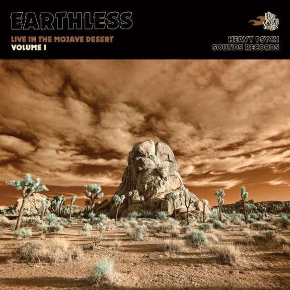 Earthless Live In the Mojave Desert vol.1 LP 2021