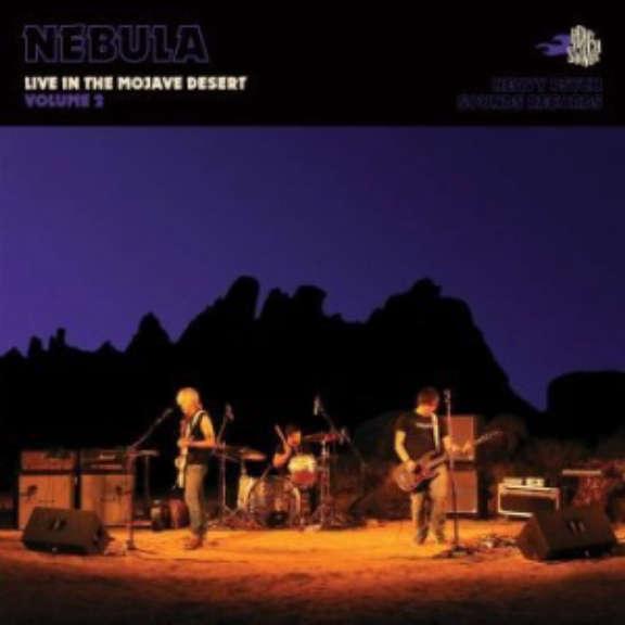 Nebula Live In the Mojave Desert vol.2 LP 2021