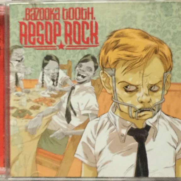 Aesop Rock Bazooka Tooth (2CD) Oheistarvikkeet 0